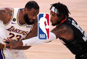 บาสเกตบอล NBA 2020/2021